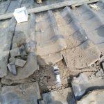 京都市にて屋根修理