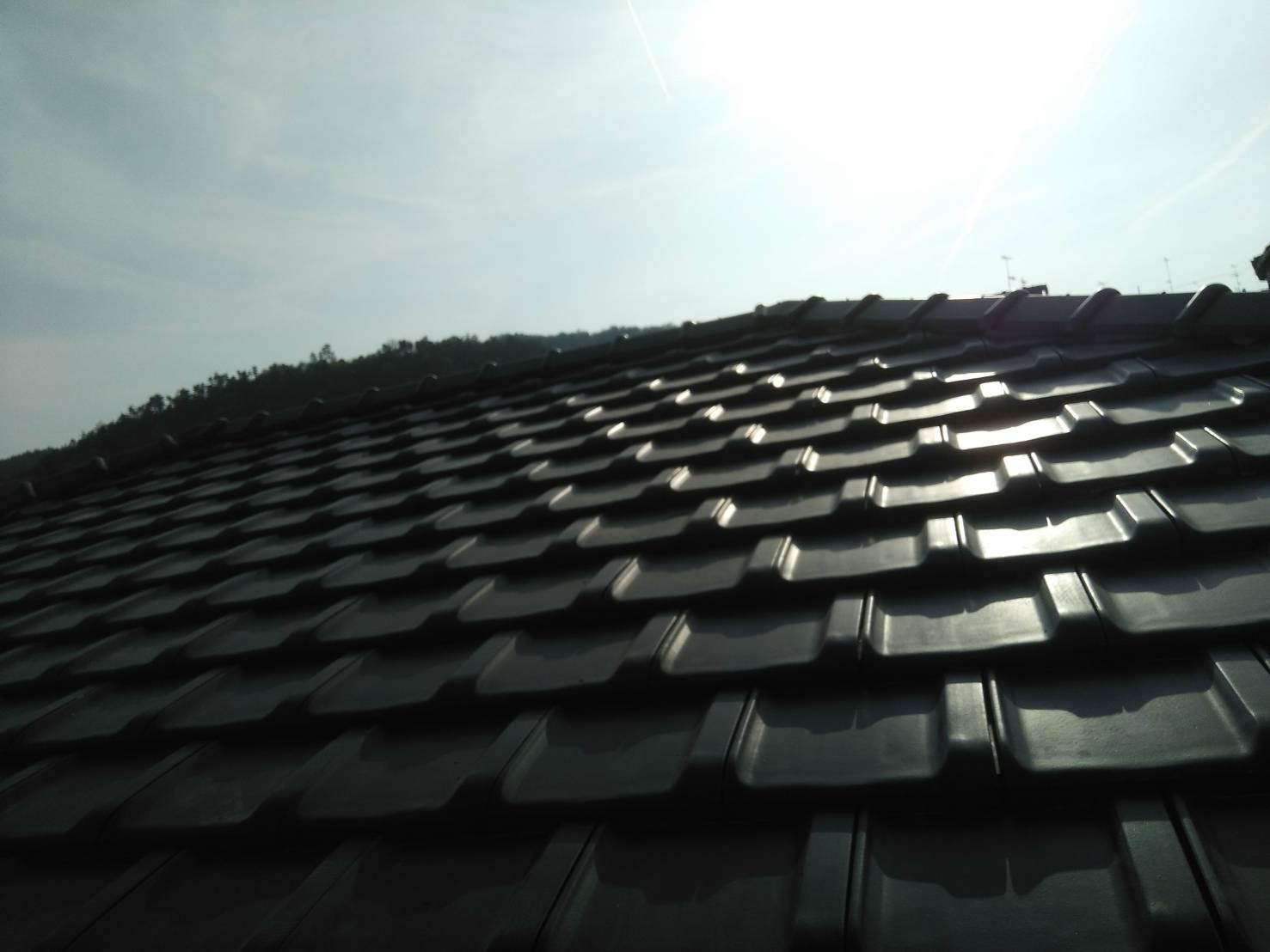 京都市にて屋根工事 ~葺き替え完工~