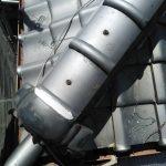 枚方市にて屋根工事