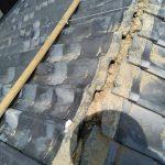 京都市西京区にて屋根工事