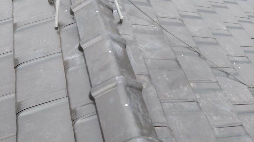 京都市西京区にて屋根工事 ~葺き替え~