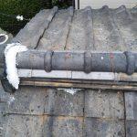 京都市伏見区にて屋根工事