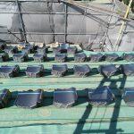 寝屋川市にて屋根修理(葺き替え)