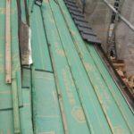 寝屋川市にて屋根修理(葺き替え工事)