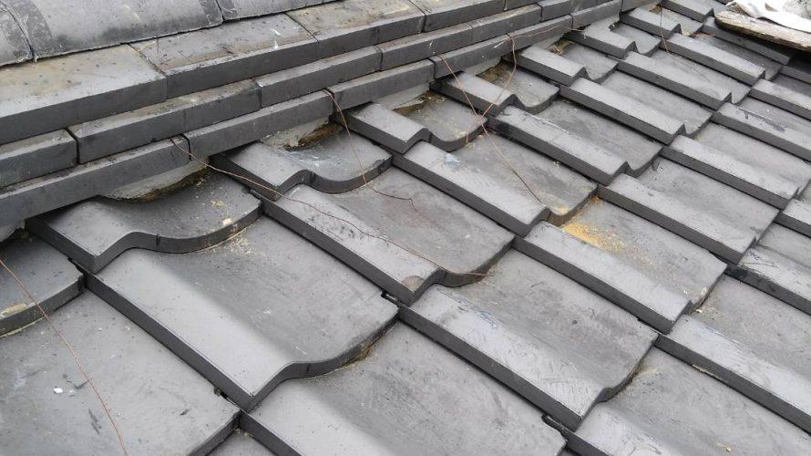 京都市左京区にて屋根修理 ~本年度もありがとうございました~