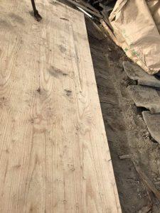京都市西京区にて 屋根修理