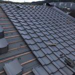 山科区にて屋根修理