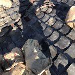 京都市右京区にて屋根修理