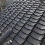 京都市下京区にて 屋根修理